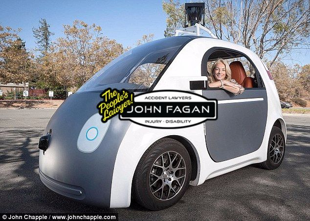 I'm in Google's driverless car (and it could be on YOUR street)