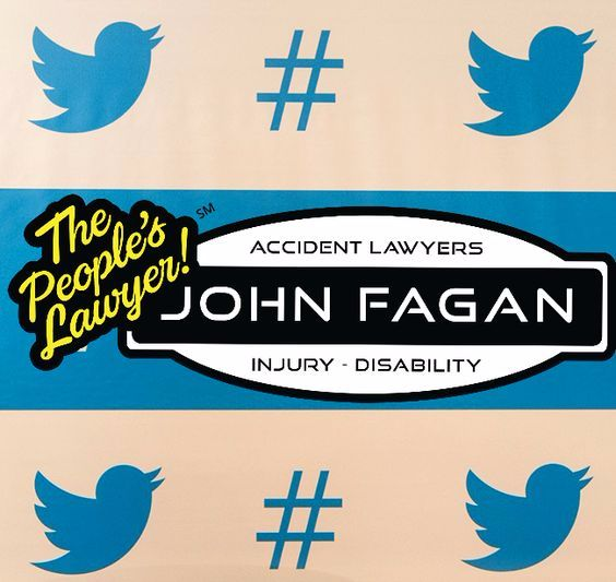 Follow The Twitter Page @JohnFaganPILaw :)