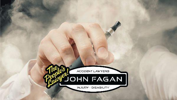 Up in smoke: E-cigarette risks
