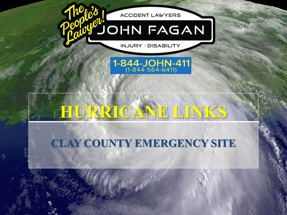 Emergency Management | Clay County, FL