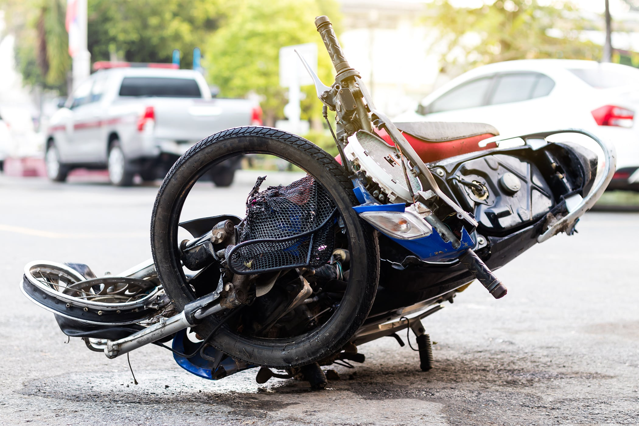 Motorcycle Accident Attorney Starke Fl