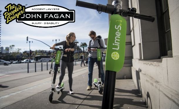 Scooter risks? Popular transportation fad brings accidents & liability questions