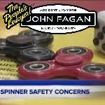 Fidget spinner safety: Jacksonville doctor warns parents to monitor child's usage