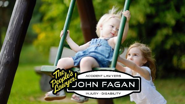 Backyard danger! Swings, slides & other play things pose risk, safety concerns