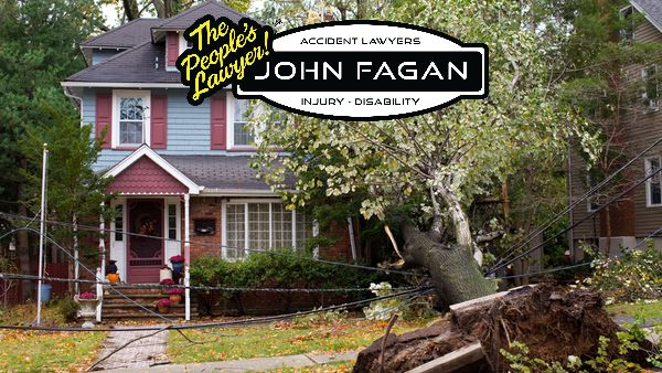 When a tree falls, is there debris removal coverage?