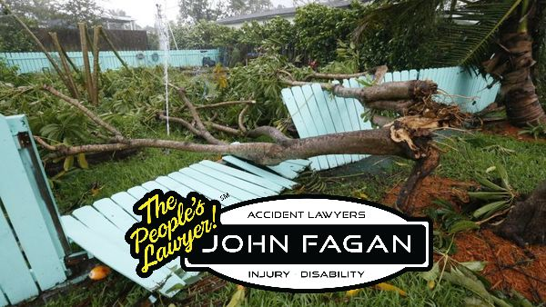 Hurricanes and homeowners' insurance deductibles