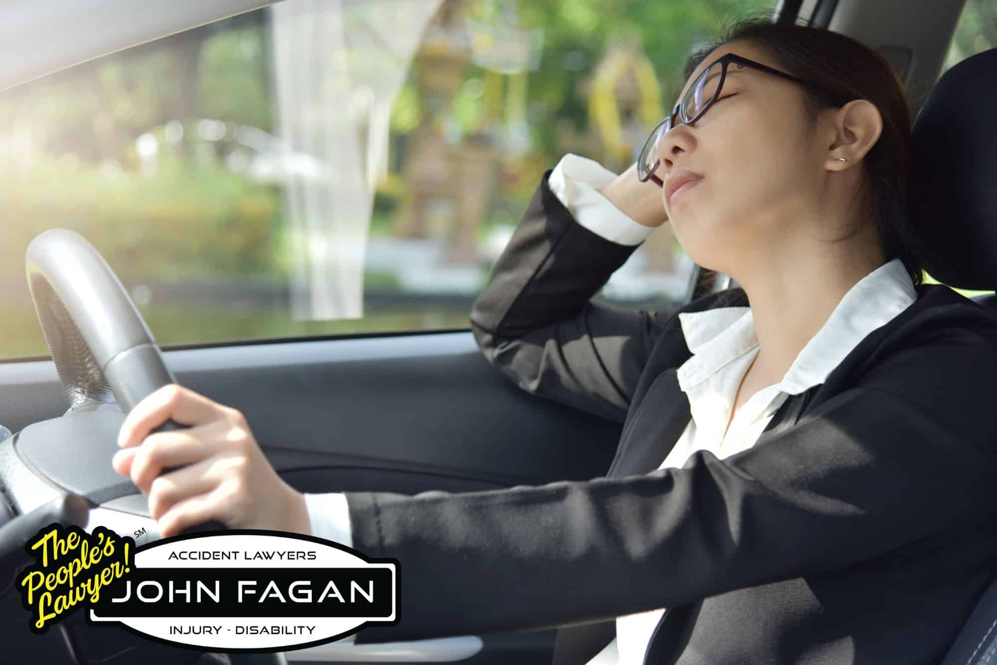 Sleepy Driving Can Lead to More, and Worse, Accidents