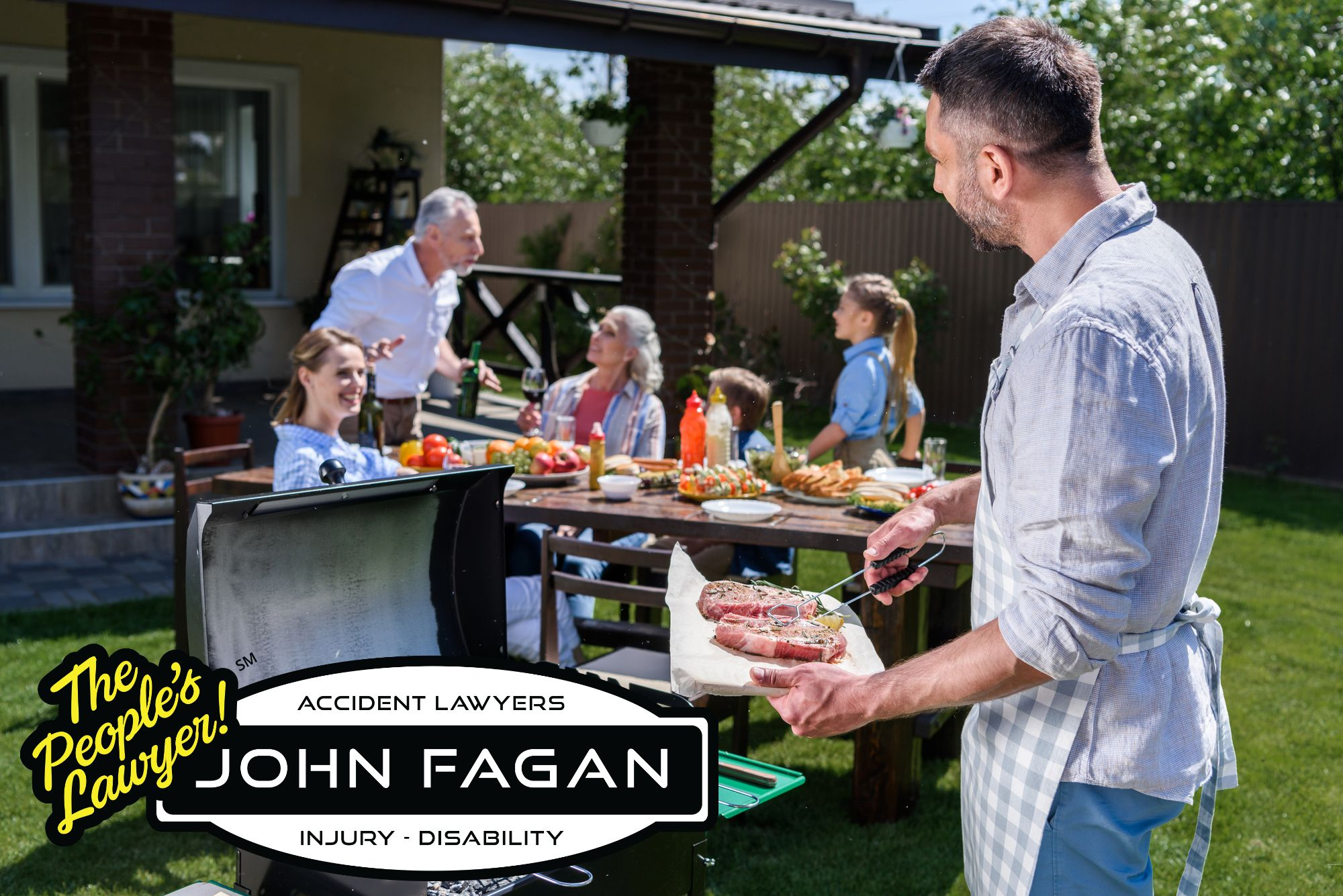 5 Tips for Staying Safe While Enjoying Your Summer Barbecue