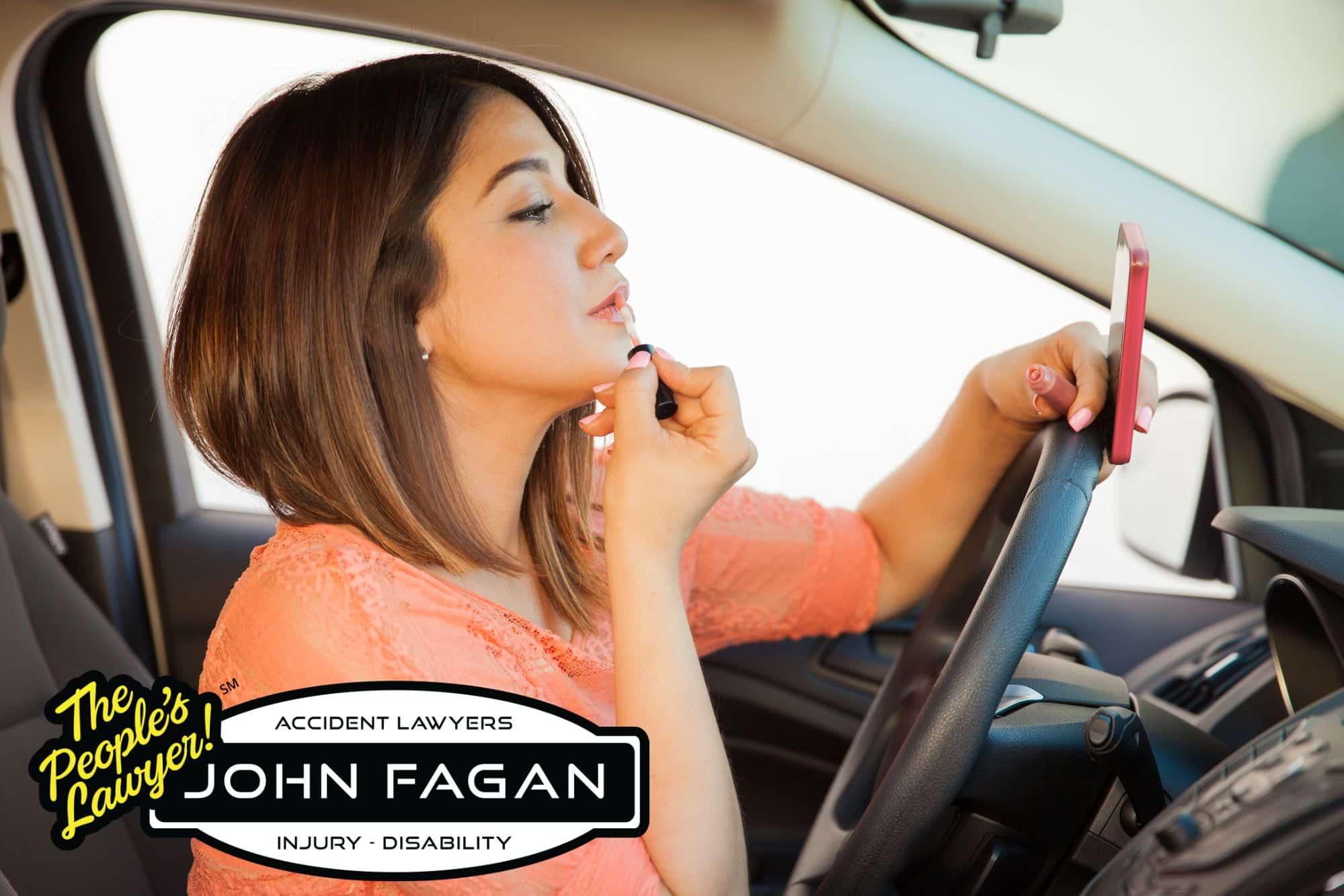 Distracted Driving Dangers