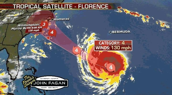 How Hurricane Florence could affect South Florida