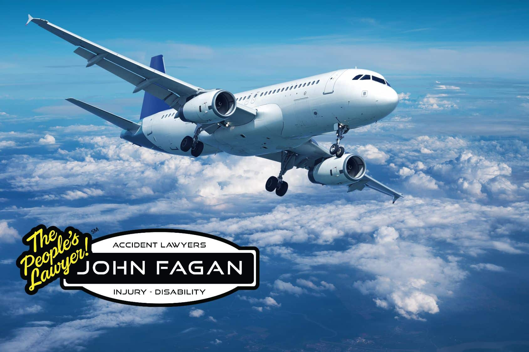 Can I Sue If I Was Injured on an Airplane? -John Fagan Law-