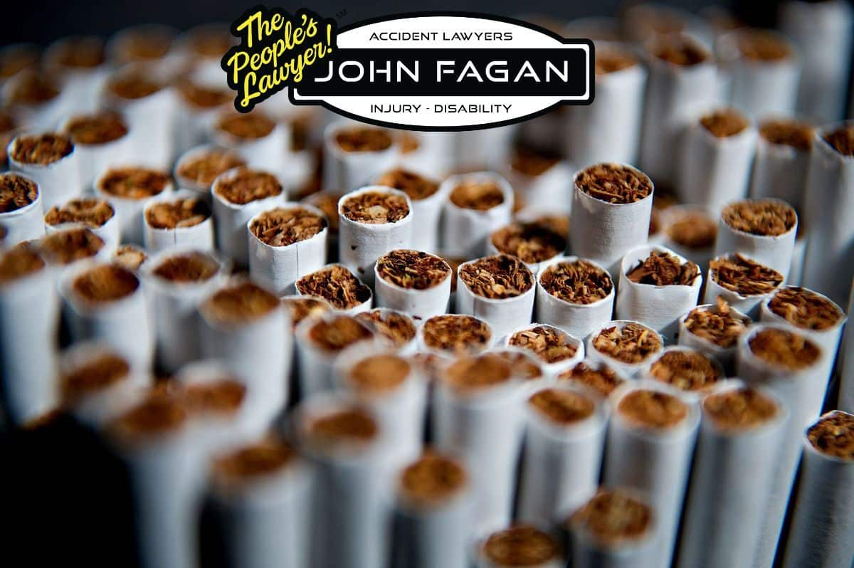 Cigarette Makers Rejected by U.S